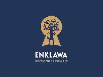 Enklawa - Restaurant Logo