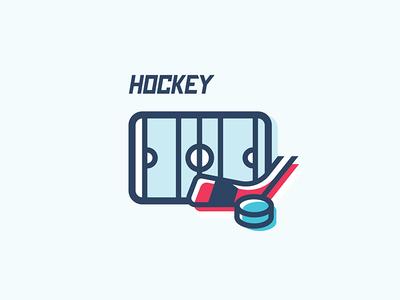 Clubapp Hockey Rink stick puck sheet ice rink hockey