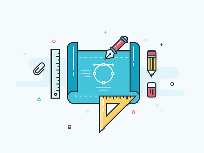 Illustration - Blueprint