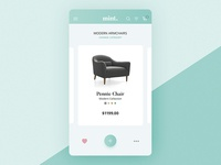 Mint - Modern Furniture Store App