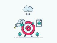 Customer Profiling Illustration