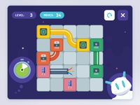 Photon Game - Matching Parts