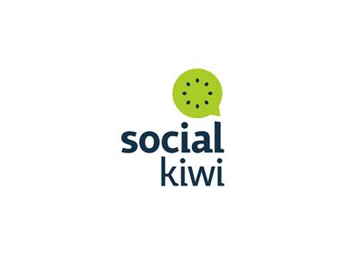 Social Kiwi Logo