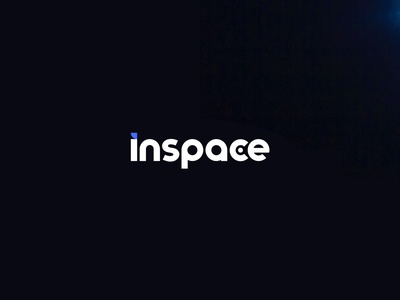 Inspace New Logo animated simple software cosmos moon space