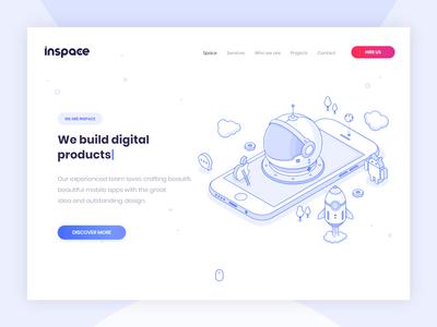 Inspace Website