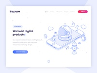 Inspace Website