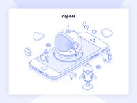 Inspace Illustration
