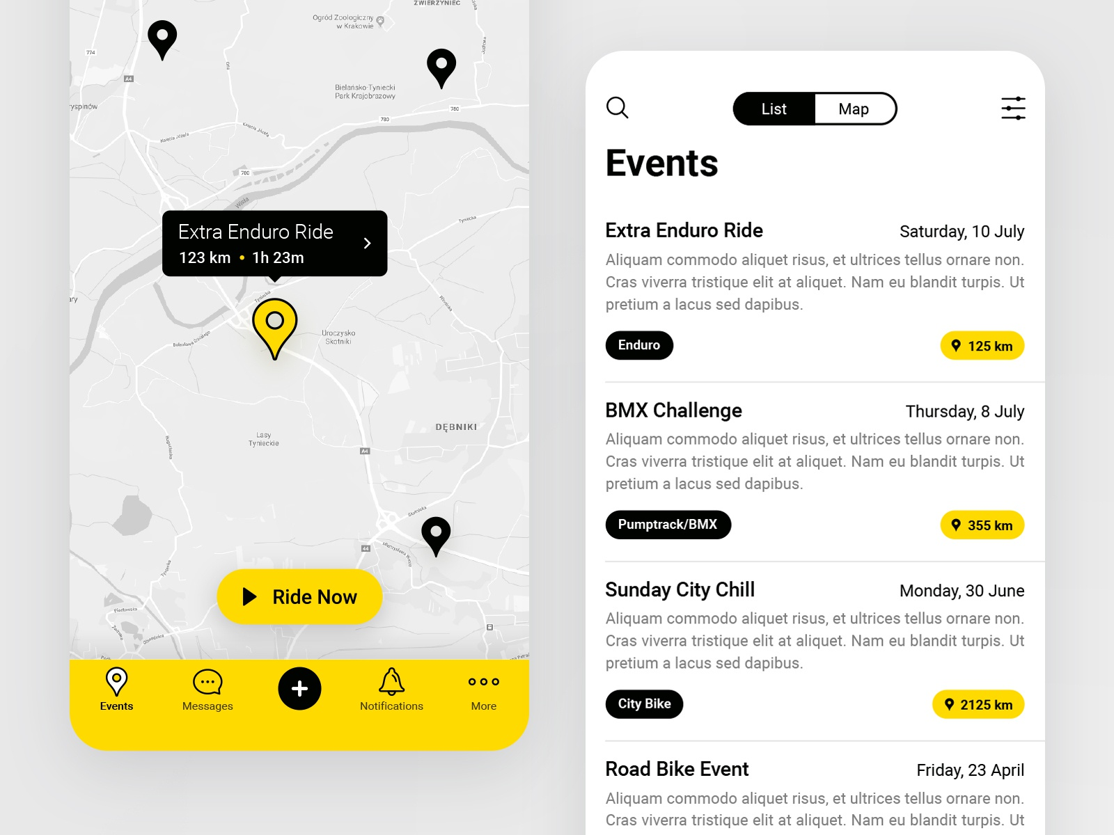 Ridemaker app 1
