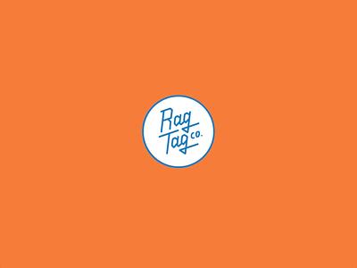 Rag Tag Co. Identity brand design branding identity design identity design illustration imessage imessage stickers animated stickers animation design animation ios messages iphone ipad sticker pack