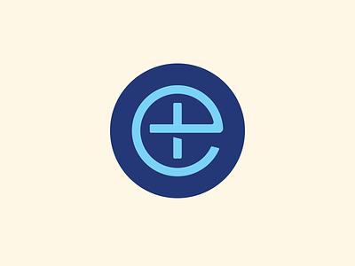 ECC Logo church design church branding church logo identity design idenity logo design logo design
