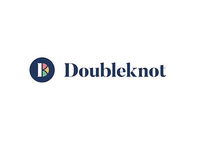 Doubleknot Brand Identity business company logo company coaching brand design identity design identity logo branding design