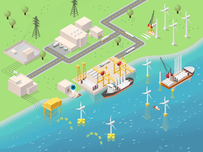 Wind Energy Infographic energy green clean energy infographics creative infographics design wind generator infographic wind energy infographic infographic design data visualization infographics