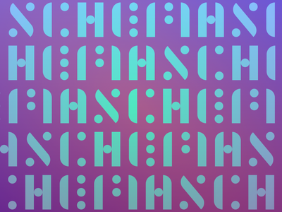 Schema Pattern nature natural pacific maori schema colours gradients typography