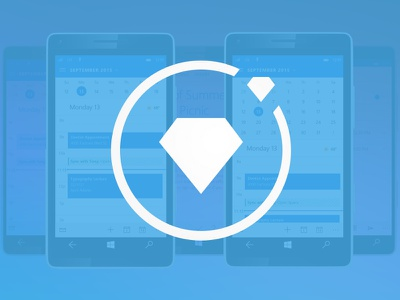 Ionic Sketch for Windows, iOS & Android, Light & Dark Themes kit ui themes dark light android ios windows sketch ionic