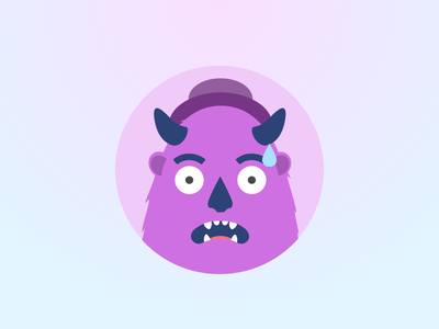 Monsters For Sketch v1.7 promo blue monsters build template kit ui sketch free