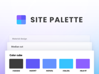 Site Palette for Chrome