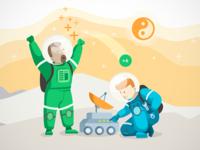 Karma Rewards for Teamwork