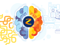 Z Energy Electric Car Sticker
