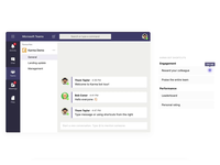 Microsoft Teams Chat Bot Demo