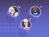 In-Game Characters