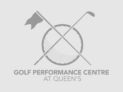 Golfing logo