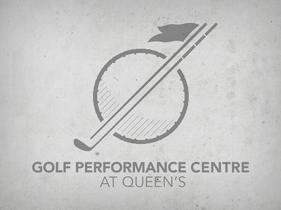 Updated Golfing Logo