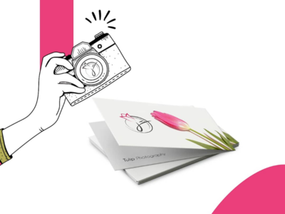 Logo of Tulip photograp