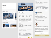 Yachts App
