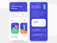 Courses Mobile App