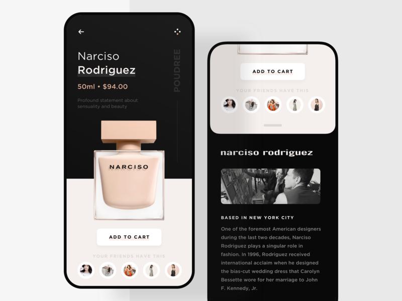 Perfume Store sexy sex modern 2019 dark sweet fashion app mobile style stylish store shop eccomerce friends perfume beauty fashion