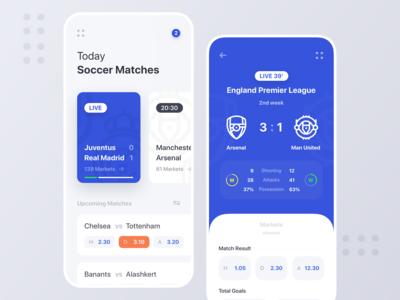 Sport Betting App