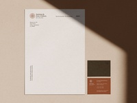 Celaya Art and Culture Institute Stationery 2