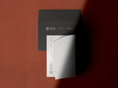 Celaya Art and Culture Institute Stationery 5