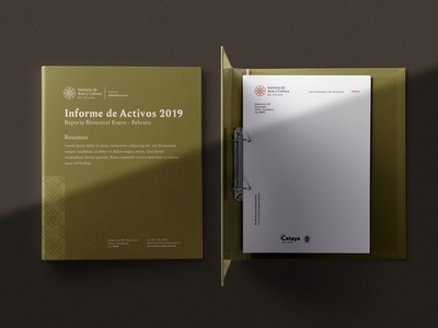 Celaya Art and Culture Institute Stationery 07