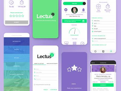 Students and Tutors UI ios imaginarycloud sketch students education app education mobile app app ui mobile ui iphone design mobile design ui