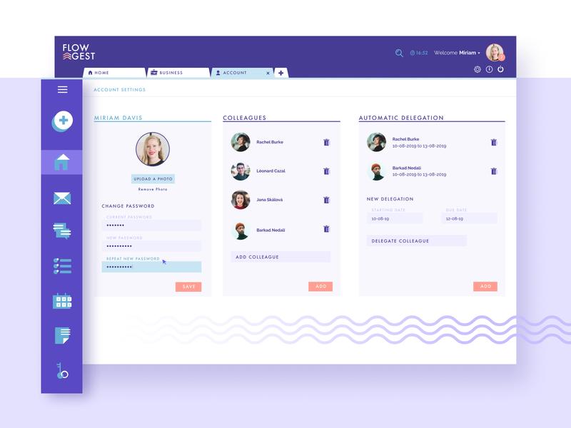 FluxPlan: an accounting & task management software