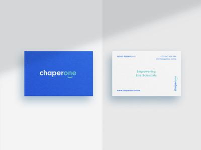 Studio Rana Chaperone Business Cards