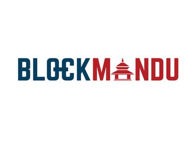 Logo for a Marketing Agency Blockmandu