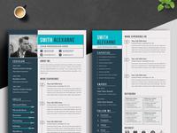 Resume  Template Design