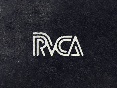 RVCA illustration typography hand lettering type lettering rvca