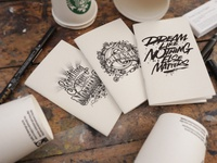 Coffe Cup Notebooks