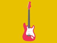Electric - Guitar Notebook Set