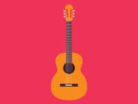 Acoustic - Guitar Notebook Set