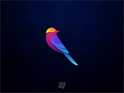 Bird Colorful