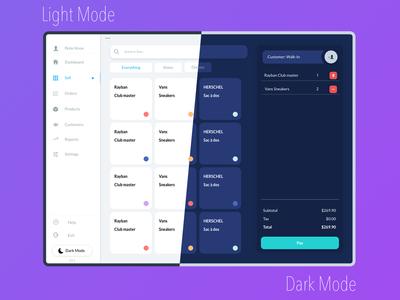 Dark Mode / Light Mode