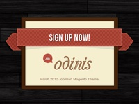 JM Odinis - Magento theme for wine store