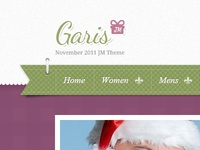 JM Garis - Magento Theme for Gift Store