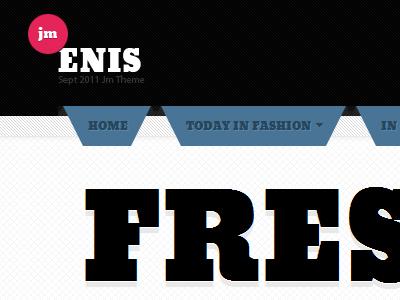 Menu themes magento templates design ecommerce web