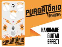 Purgatorio - Overdirve Guitar Effect Pedal