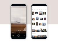 camera app exploration